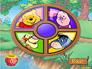 Click to Play Piglet's Round - A - Bout