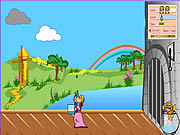 Click to Play Princess and the Pea Shooter Game