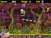 Click to Play Jungle Airplane