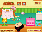 Click to Play Pucca's Breakfast