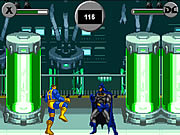 Click to Play X-Men vs. Justice League