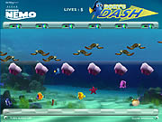 Click to Play Dory's Dash