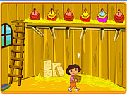 Click to Play Dora Saves The Farm