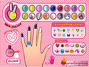Click to Play Nail Salon