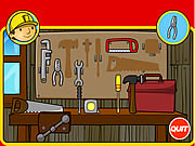 Click to Play Tool Shed Tidy-Up