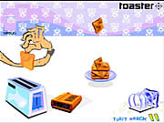 Click to Play Toaster
