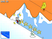 Click to Play Aggressive Alpine Skiing