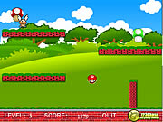 Click to Play Mario Bounce Game