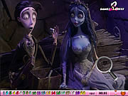 Click to Play Hidden Numbers - Corpse Bride