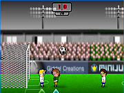Click to Play Head Action Soccer