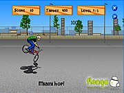 Click to Play Bike Tricks
