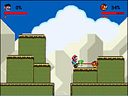 Click to Play Super Mario World X
