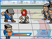 Click to Play O2 Fighter