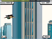 Click to Play Justice League Training Academy - Hawkgirl