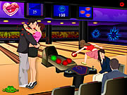 Click to Play Bowling Kissing