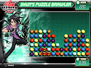 Click to Play Shun's Battle Brawler