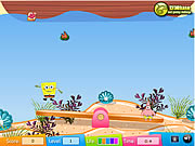 Click to Play Spongebob Squarepants - Seasaw Mania