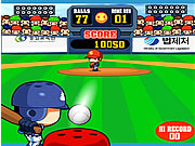 Click to Play Home Run Boy