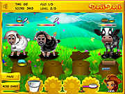 Click to Play Lisa's Farm Animals