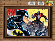 Click to Play Photo Mess - Batman Vs Dracula
