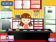 Click to Play Clara's Kitchen
