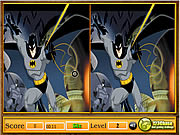 Click to Play Batman - Spot The Difference