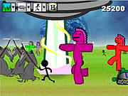 Click to Play God's Playing Field 2