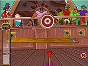 Click to Play Hook's Dart Camp