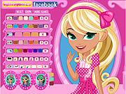 Click to Play Sweet School Makeup
