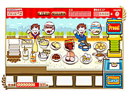 Click to Play Japanese Buffet