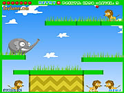 Click to Play Fruit Bouncer