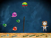 Click to Play Plasticine Diver