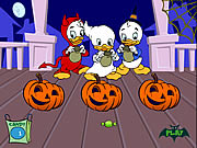 Click to Play Trick Or Treat Game