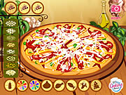 Click to Play Delicious Pizza Game
