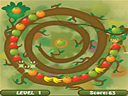 Click to Play Fruit Twirls