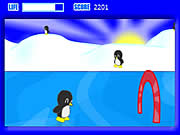 Click to Play Penguin Skate