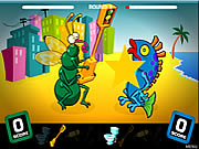 Click to Play Monster Mayhem