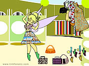 Click to Play Tinkerbell Dress up 4