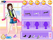 Click to Play Fashion Room 1