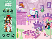 Click to Play Bratz Kidz Getting Ready