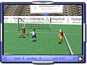 Click to Play Football 3D