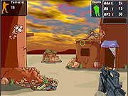 Click to Play Terrorist Shootout