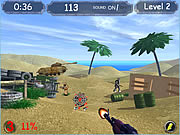 Click to Play Fight Terror