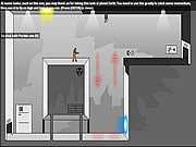 Click to Play Portal: The Flash Version