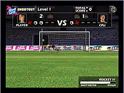 Click to Play Soccer Shootout
