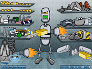 Click to Play Build A Robot