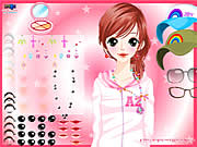 Click to Play Cutie Make-over 2