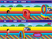 Click to Play Outrageous Obstacle Course