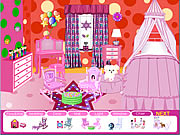 Click to Play Princess Room Designer