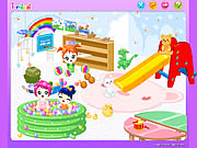 Click to Play Babies Playroom Make over